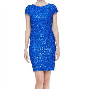 Alice & Olivia Taryn Sequin Dress - Size 4